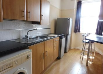 Thumbnail 1 bedroom flat to rent in Clifton Place, Plymouth