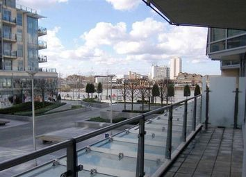 Thumbnail 2 bedroom flat for sale in Kingfisher House, Battersea Reach, Juniper Drive, London