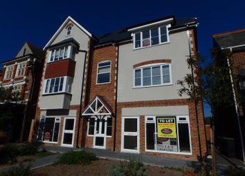 Thumbnail 1 bed flat to rent in Lymington Rod, Highcliffe, Dorset