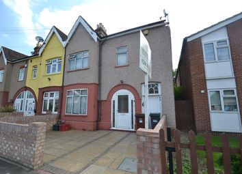 Thumbnail 4 bed end terrace house for sale in Danesbury Road, Feltham