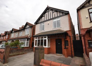 Thumbnail 4 bed detached house for sale in Manor Road, Crosby, Liverpool