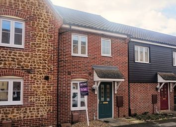Thumbnail 2 bed terraced house for sale in Tasburgh Close, King's Lynn