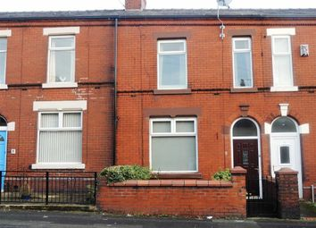 Thumbnail 3 bedroom terraced house for sale in Corporation Road, Audenshaw, Manchester