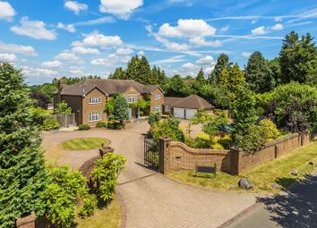 Thumbnail 6 bed detached house for sale in Babylon Lane, Lower Kingswood, Tadworth, Surrey