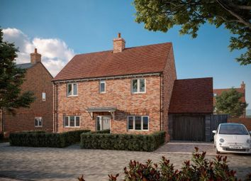 Thumbnail 3 bed detached house for sale in Brightwell-Cum-Sotwell, Wallingford