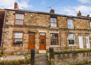 Thumbnail 2 bed terraced house for sale in Park House Road, Lower Pilsley, Chesterfield