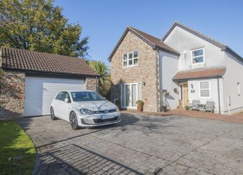 Thumbnail 4 bed detached house for sale in North Street, Oldland Common, Bristol