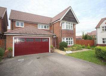 4 bed detached house for sale in Long Wood Road, Cheswick Village, Bristol BS16