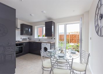 Thumbnail 3 bed end terrace house for sale in The Bromley, Queensbridge, Wood Street, Burton-On-Trent, Staffordshire