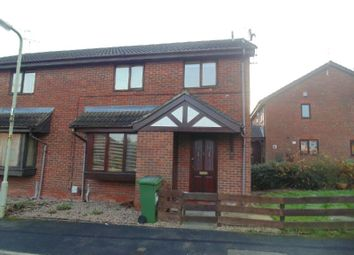 Thumbnail 2 bed property to rent in Oaks Court, Narborough, Leicester