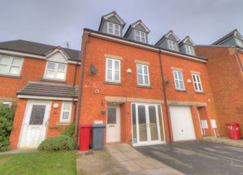 Thumbnail 4 bed town house for sale in Seacole Close, Guide, Blackburn