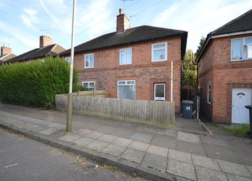 Thumbnail 4 bed shared accommodation to rent in Keble Road, Knighton Fields, Leicester
