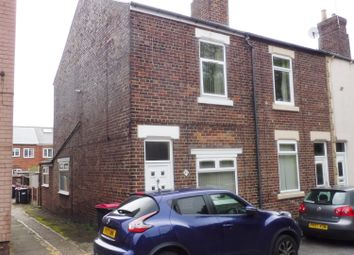 Thumbnail 2 bed end terrace house for sale in Queens Street, Rawmarsh