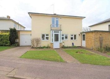 Thumbnail 4 bed detached house to rent in Roe Green Close, Hatfield, Hertfordshire