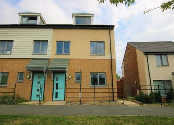 Thumbnail 3 bed town house for sale in John Williams Boulevard, Darlington