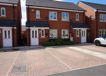 Thumbnail 2 bed mews house for sale in Bancroft Avenue, Blackburn