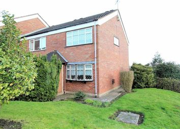 Thumbnail 3 bedroom end terrace house for sale in Marlborough Road, Dudley