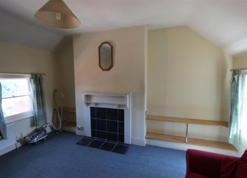 Thumbnail 1 bed flat to rent in St. James Terrace, Leicester