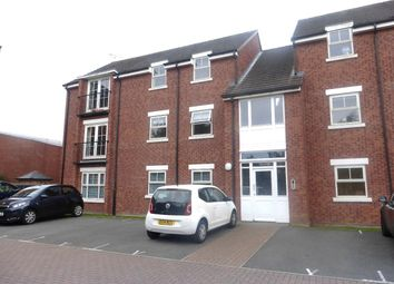 Thumbnail 2 bed flat to rent in The Maltings, Lichfield