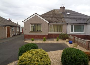 Thumbnail 2 bed semi-detached bungalow to rent in Dalton Lane, Barrow-In-Furness