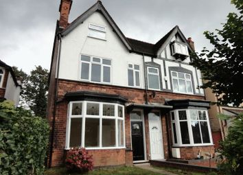 Thumbnail 4 bed semi-detached house to rent in Wheelwright Road, Erdington, Birmingham
