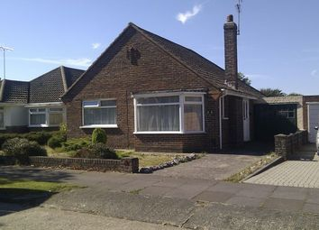 Thumbnail 2 bed detached bungalow for sale in Glynde Avenue, Goring-By-Sea, Worthing