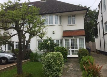 Thumbnail 4 bedroom semi-detached house to rent in Mill Ridge, Edgware, Middlesex