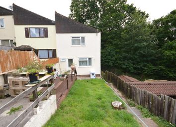 Thumbnail 4 bed end terrace house for sale in Nelson Close, Teignmouth, Devon