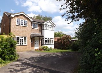 Thumbnail 5 bed detached house for sale in Somerset Close, Kingswood, Wotton-Under-Edge, Gloucestershire