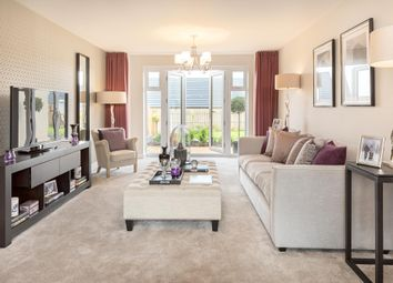 "Thumbnail 5 bed detached house for sale in ""Emerson"" at Fox Lane, Green Street, Kempsey, Worcester"
