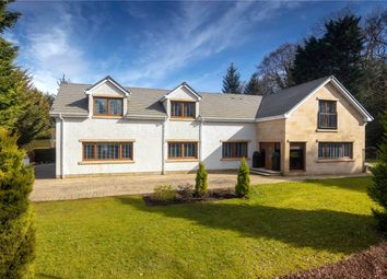 Thumbnail Detached house for sale in Park Drive, Thorntonhall, Glasgow