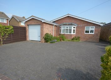 Thumbnail 3 bed detached bungalow to rent in Fulmar Way, Lowestoft, Suffolk