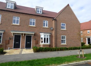 Thumbnail 3 bed detached house for sale in William Spencer Avenue, Sapcote, Leicester, Leicestershire