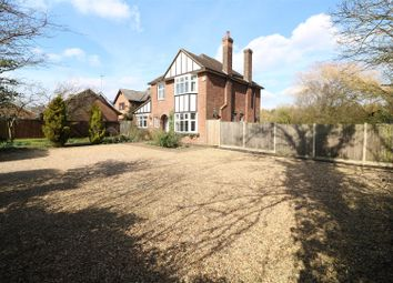 Thumbnail 4 bed detached house for sale in Bedford Road, Rushden