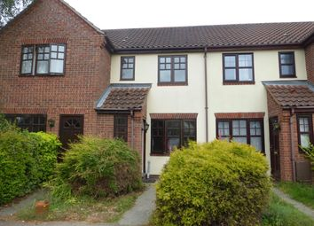 Thumbnail 2 bedroom property to rent in Vulcan Close, Hethersett, Norwich