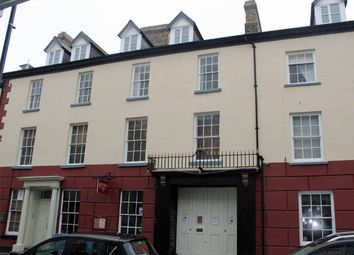 Thumbnail 2 bedroom flat for sale in Flat 7, Ty Talbot, Aberystwyth
