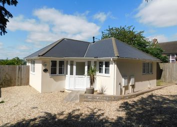 Thumbnail 2 bed detached bungalow to rent in Lyme Road, Axminster