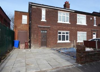 Thumbnail 4 bed semi-detached house to rent in Clarendon Road, Manchester