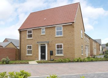 "Thumbnail 3 bedroom detached house for sale in ""Hadley"" at Station Road, Warboys, Huntingdon"