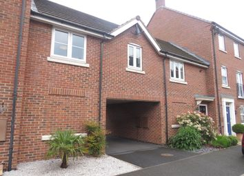 Thumbnail 3 bed property for sale in Danbury Place, Leicester