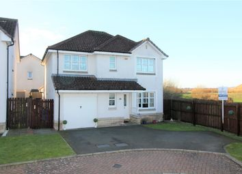 Thumbnail 4 bed detached house for sale in Mulloch Avenue, New Carron, Falkirk