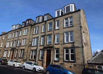 Thumbnail 1 bed flat for sale in Brisbane Street, Greenock