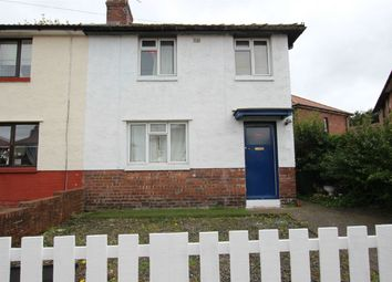 Thumbnail 3 bed semi-detached house for sale in 58 Creighton Avenue, Carlisle, Cumbria