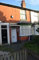 Thumbnail 2 bed terraced house to rent in Lime Grove, Florence Road, Edgbaston, Birmingham