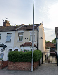 Thumbnail 1 bed end terrace house to rent in Fanshawe Avenue, Barking Essex