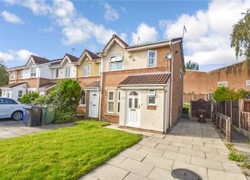 Thumbnail 3 bed semi-detached house for sale in Brightwater Close, Whitefield, Manchester