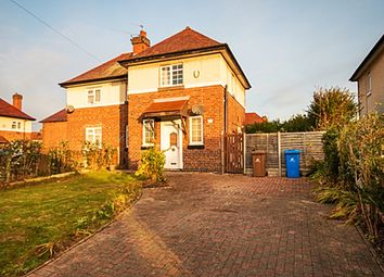 Thumbnail 3 bed semi-detached house for sale in Shakespeare Street, Sinfin, Derby