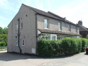 Thumbnail 1 bed flat to rent in Brighton Road, Hooley, Coulsdon