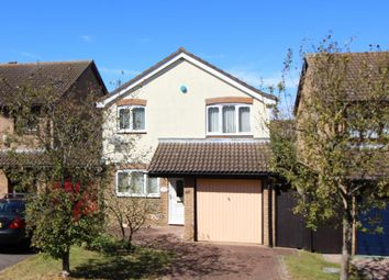 Thumbnail 3 bed link-detached house for sale in Cantle Avenue, Downs Barn, Milton Keynes