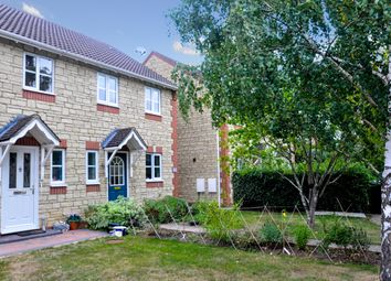 Thumbnail 2 bed semi-detached house for sale in Robins Way, Bicester